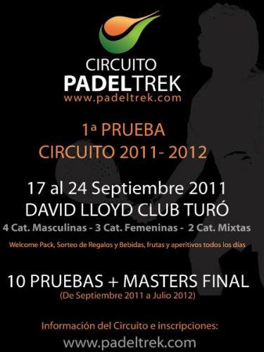 1a Prueba Circuito PadelTrek en el David Lloyd