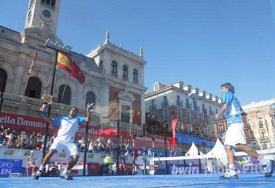 1os resultados del cuadro principal del PPT de Valladolid