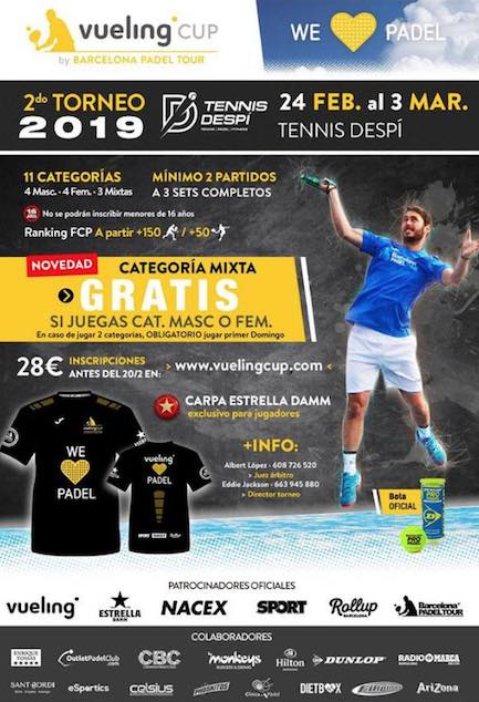 2o Torneo Vueling Cup 2019