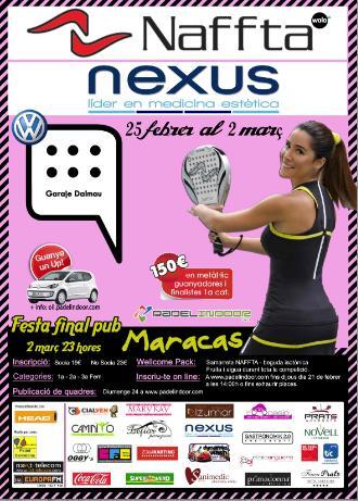 3a edicion torneo femenino Naffta-Nexus