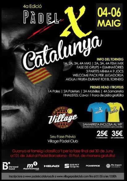 4a Edicion Padel X Catalunya
