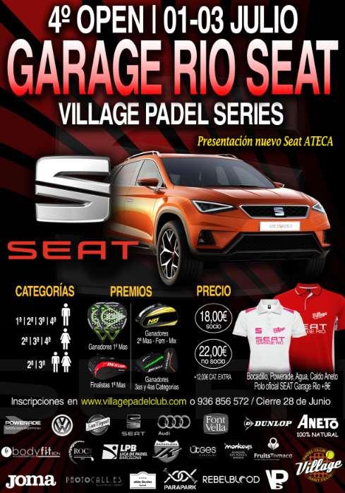 4o Open de les Village Padel Series