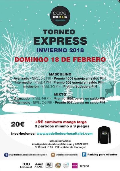 4o Torneo Express invierno