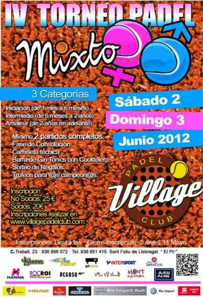 4o_Torneo_Mixto_Village_Padel