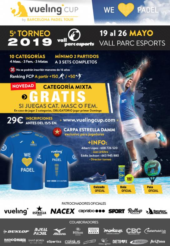 5o Torneo Vueling Cup Vallparc