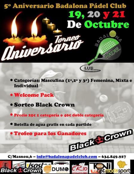 5o aniversario BPC Black Crow-LOTUS