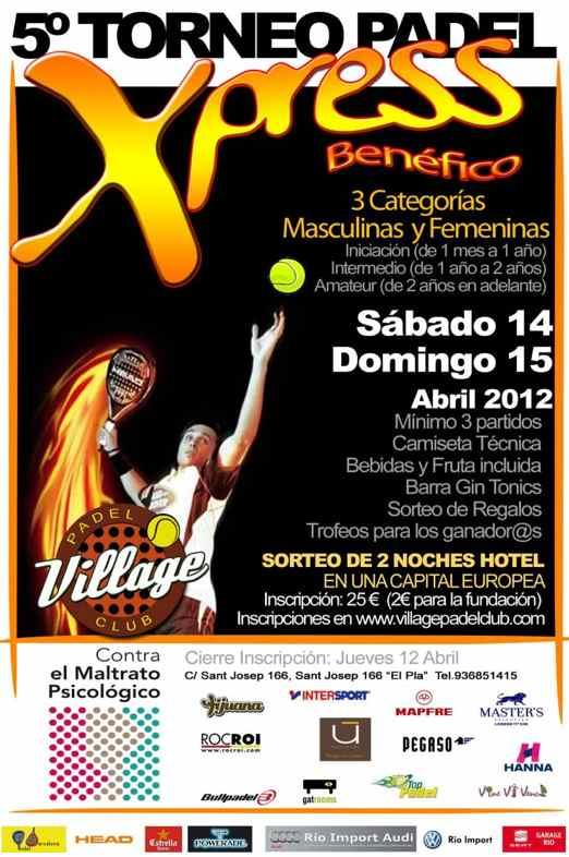 5o-torneo-xpress-village-padel-club