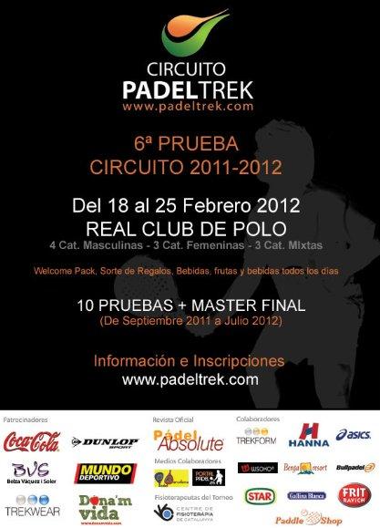 6 Prueba Circuito PadelTrek en el Real Club de Polo