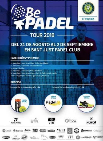6a Prueba BEPADEL TOUR