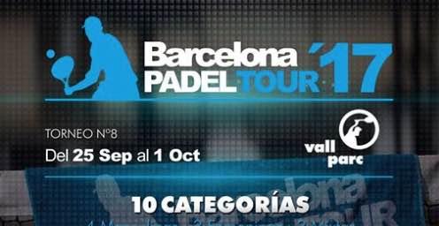 8º Torneo Barcelona Padel Tour 2017