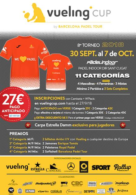 8o Torneo Vueling Cup