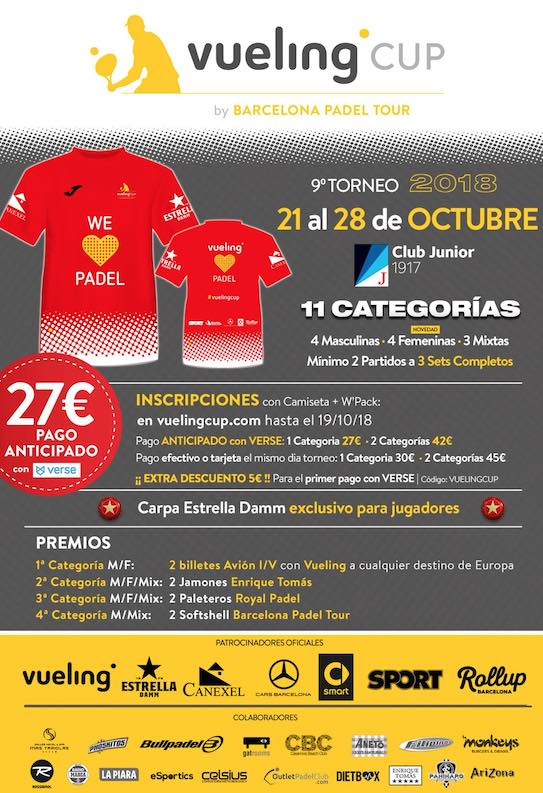 9o Torneo Vueling Cup