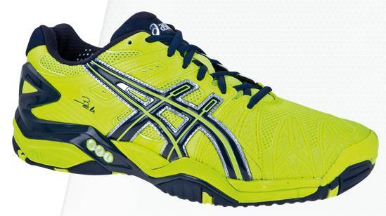 ASICS presenta las zapatillas de padel Gel Bela 4