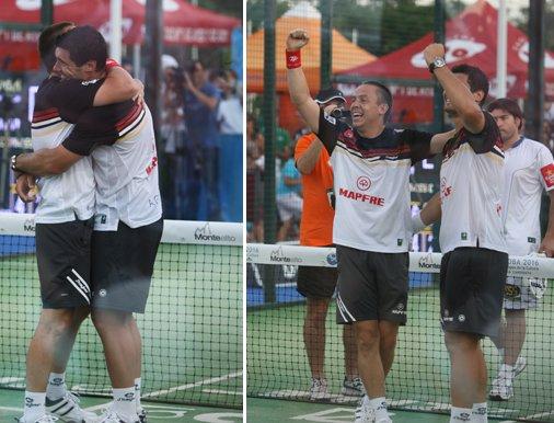 Agustin Gomez Silingo y Gabriel Reca ganan el PPT de Cordoba