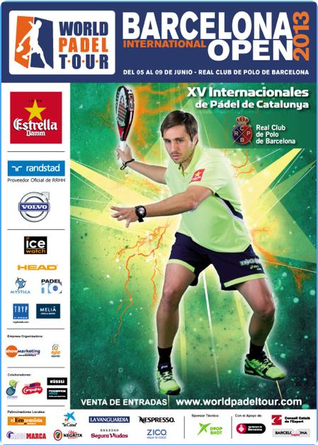 Arranca el World Padel Tour Barcelona International Open