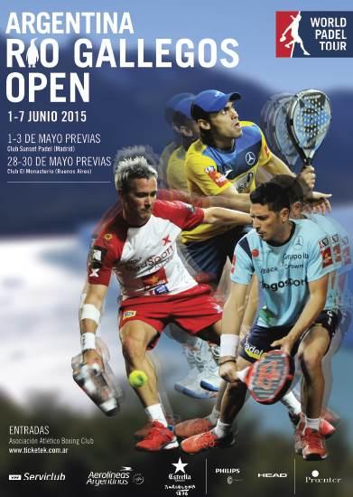 Arranca el World Pádel Tour Río Gallegos Argentina Open