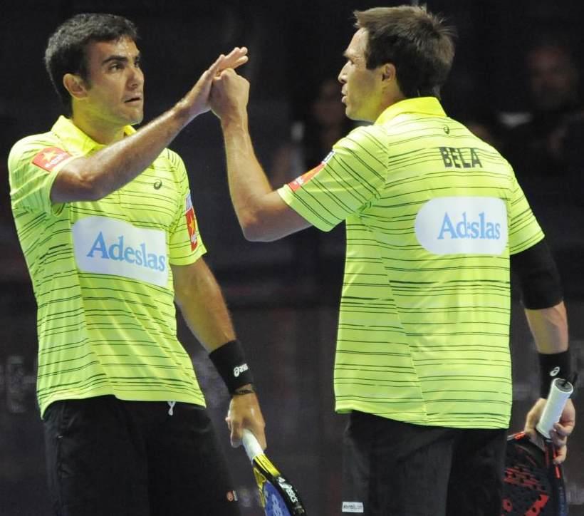 Bela y Lima reaparecerán el Open de Sevilla