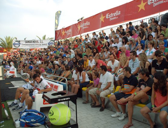 Belasteguin-Diaz y Lima Mieres a la final del PPT de Alicante