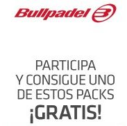Bullpadel regala lotes de sus productos