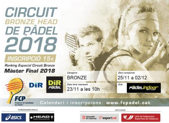 CIRCUIT BRONZE HEAD 2018