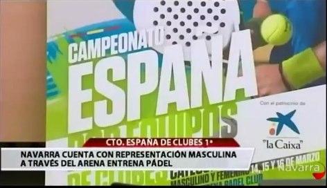 Campeonato de Espana de Padel Absoluto por Equipos de 1a