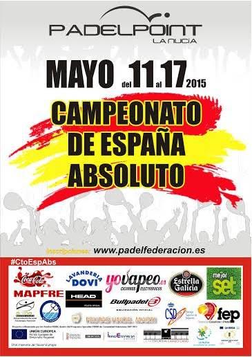 Campeonato de españa absoluto de pádel en Alicante