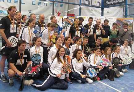 Campeonato de españa de pádel por Javier Casadesús