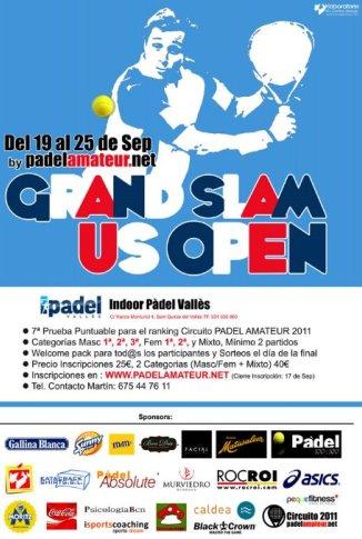 Circuito Padel Amateur - Torneo US OPEN de padel