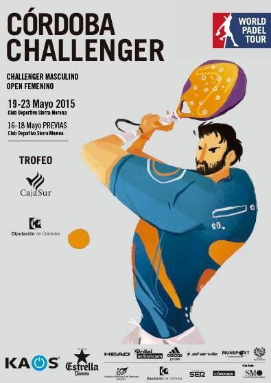 Comienza el Córdoba Challenger World Pádel Tour