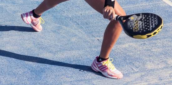 Cómo elegir la zapatilla de pádel perfecta