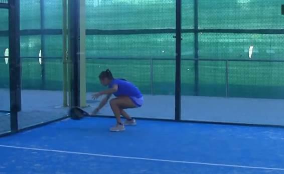 Como entrenar el movimiento de piernas en pista