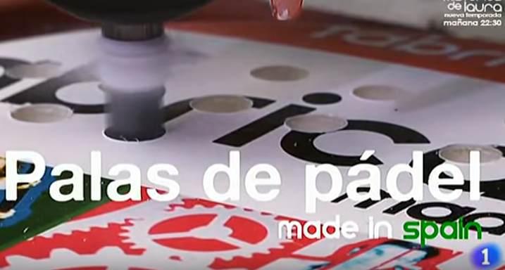 Como fabrican palas Padel