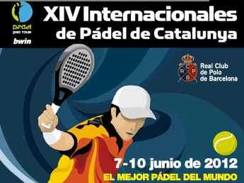 Consigue entradas para asistir al XIV Torneo Internacional de Padel de Catalunya