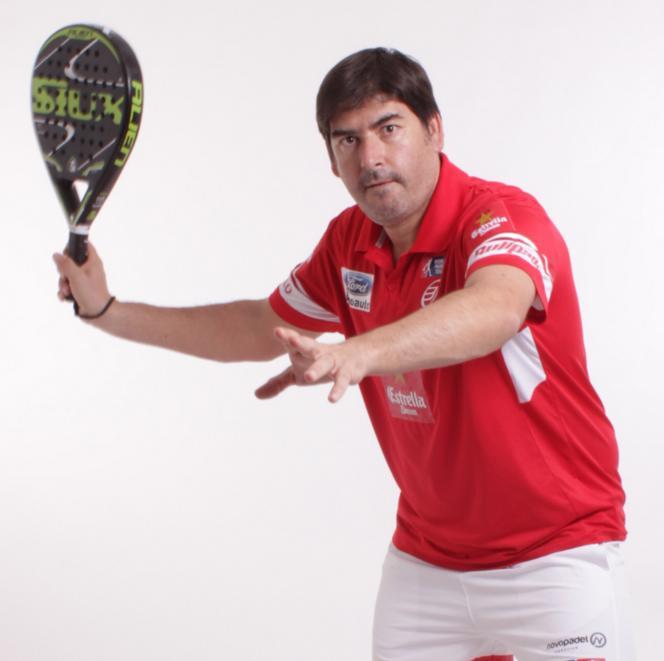 Cristian Gutiérrez presenta su nueva página web