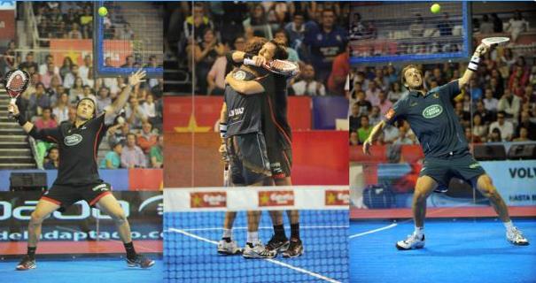 Diaz-Belasteguin campeones en Granada 2013