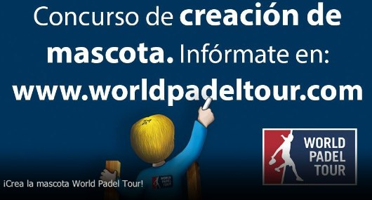 Diseña la mascota de World Padel Tour