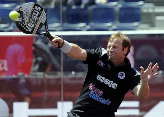 Dos derrotas con sorpresa en el Estrella Damm Valladolid Open