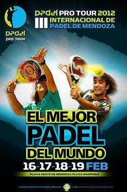 El bwin Padel Pro Tour 2012 comenzara en Argentina