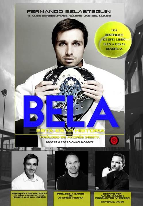 El libro de Fernando Belasteguin ya en formato ebook