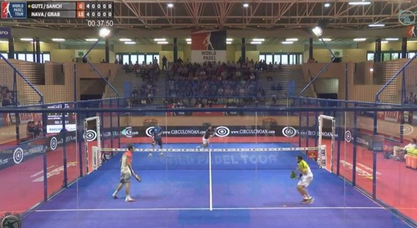 El mejor punto de la Final San Fernando Open 2014 WPT