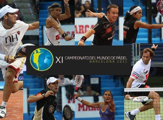El mundial de padel de Barcelona 2011 cambia de fechas