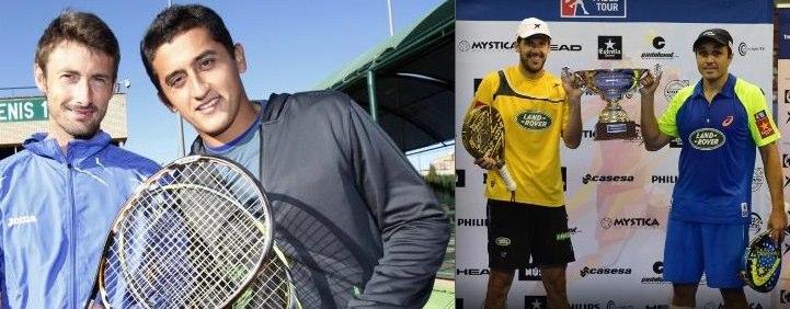 El reto Bela y Diaz vs Ferrero y Almagro