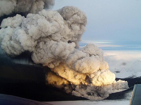 El volcán también afecta al Pádel Pro Tour