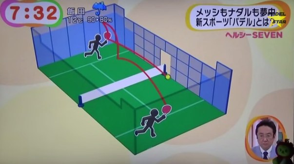 En Japón se Juega al PADEL – Gana 1 Pala Gratis