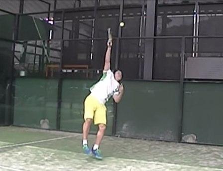 Entrenamiento tecnico Andoni Bardasco - Bandeja y Smash