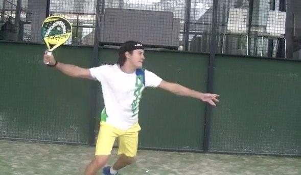 Entrenamiento tecnico Andoni Bardasco - Defensa y volea