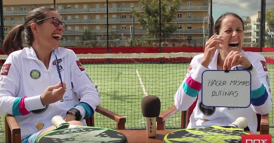 Entrevista a Lucia Sainz y Gemma Triay