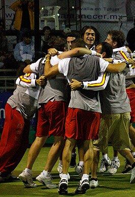 España se lleva todo en el Mundial de Pádel de Mexico 2010