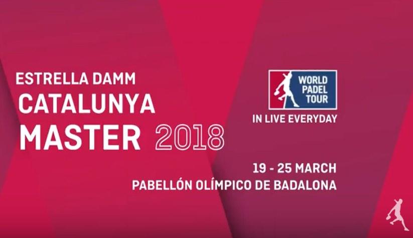 Semifinales Estrella Damm Catalunya Master