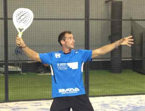 Fallece el jugador de padel profesional Christian Ferry